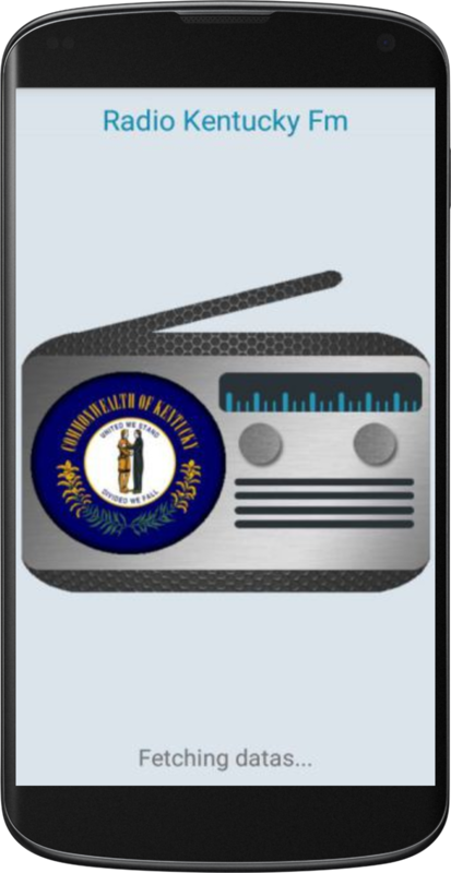 Radio Kentucky FM- screenshot