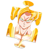 Anime Super Saiyan Jigsaw Puzzles Games