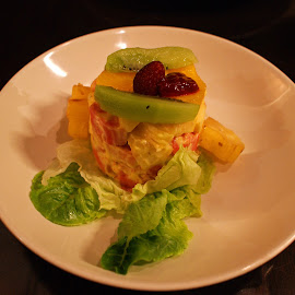 Salad by Mulawardi Sutanto - Food & Drink Fruits & Vegetables ( salad, fruit, travel, vegetable, bandung )