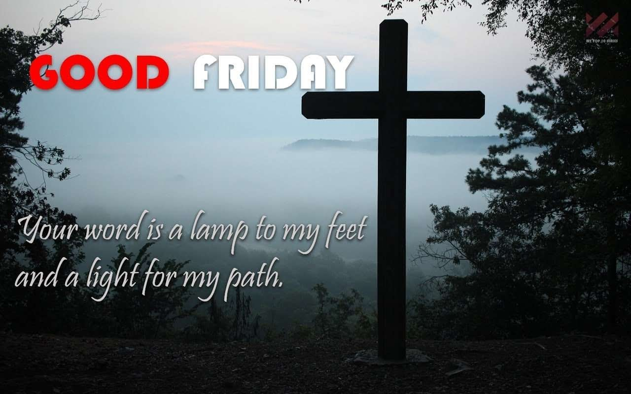 good friday 2018 message #1