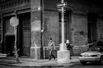 Photo: one one way moments in the city. moments that only happen once. SoHo, New York City #shootthestreet  #streetphotography