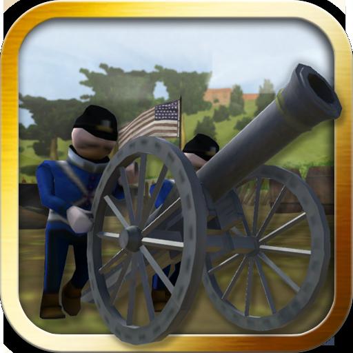 Gettysburg Cannon Battle USA file APK Free for PC, smart TV Download