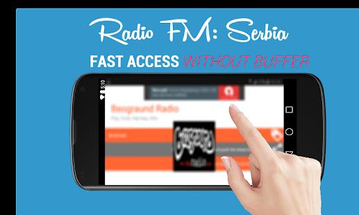 Radio FM: Serbia Online - радио Србија ?? - náhled