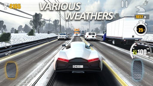 Traffic Tour: Multiplayer Racing 1.3.3 screenshots 3