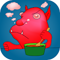 Monsters Behave! Kids Rhymes icon