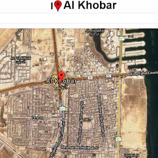 Al Khobar Map Apps on Google Play