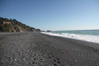 Photo: the Lost Coast Trail