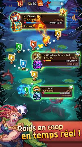 Code Triche Archers de lumière, JDR-puzzle  APK MOD (Astuce) screenshots 5