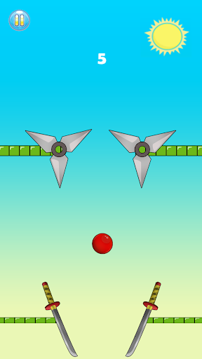 Red Ball UP: Bounce Dash Jump! screenshot