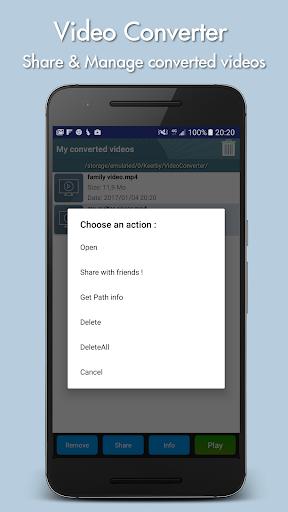 Video Converter 2.2 screenshots 6