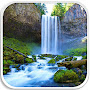 Waterfall wallpapers HD APK icon