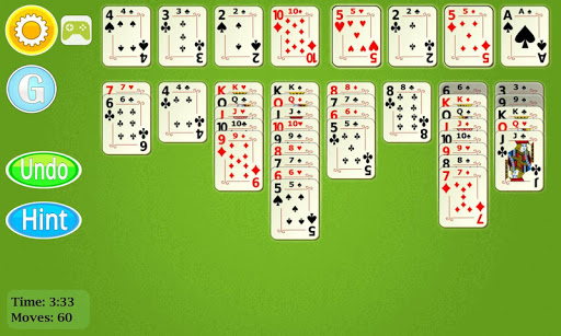 FreeCell Solitaire Mobile android2mod screenshots 5