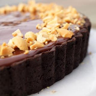 Chocolate Peanut Butter Tart Recipe