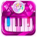 Unicorn Piano icon