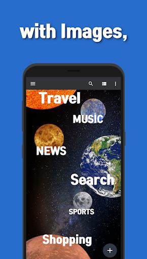 S Bookmark: Web shortcut screenshots 3