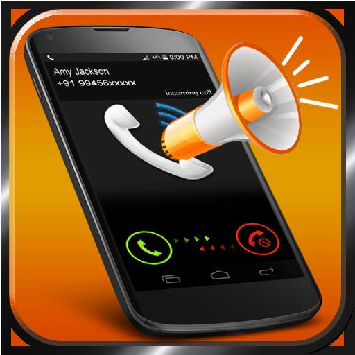 来电者姓名播音员 工具 App LOGO-APP試玩