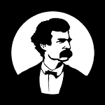 Logo of Mark Twain A Wee Bit Foggy