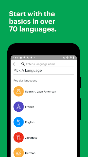 Mango Languages: Personalized Language Learning screenshots 2