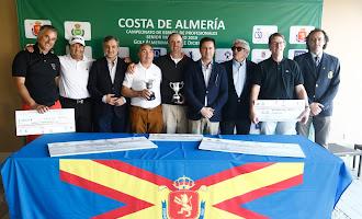 Almería, capital del golf