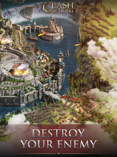 Clash of Empire: Epic Strategy War Game android2mod screenshots 9