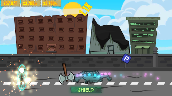 Stickman RPG - Idle Money Clicker- screenshot thumbnail