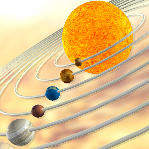 VR Earth in Solar System