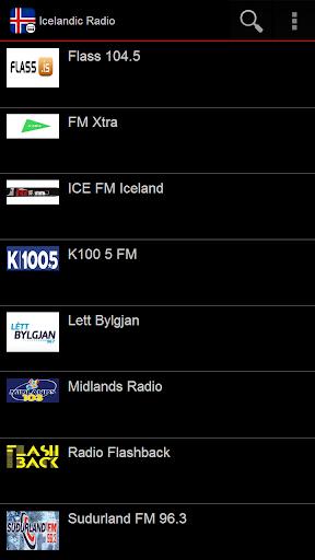 Icelandic Radio