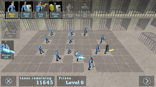 Battle Simulator: Prison & Police  Apk Download For Android and Iphone 5