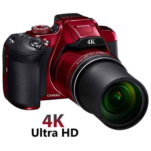 HD 4K Ultra Camera : PicCam Effect
