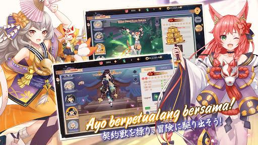 Scroll of Onmyoji: Sakura & Sword 19.1.6 screenshots 2