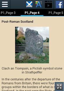 History of Scotland - náhled