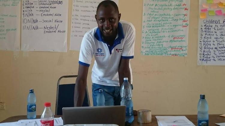 Dagahaley Secondary School headteacher Morris Muli