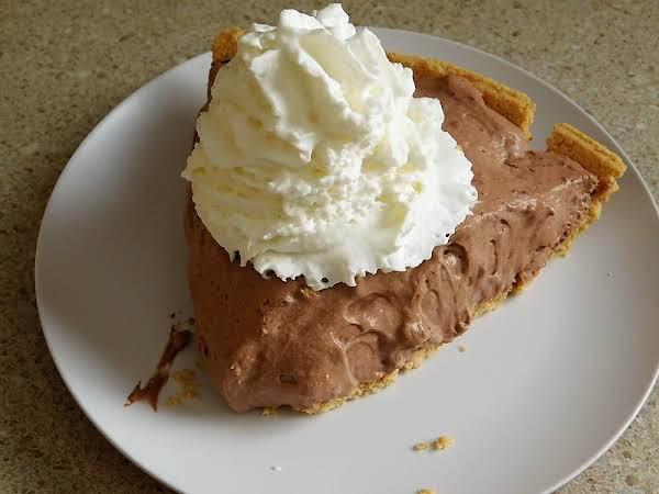 Mousse In A Minute Pie Recipe
