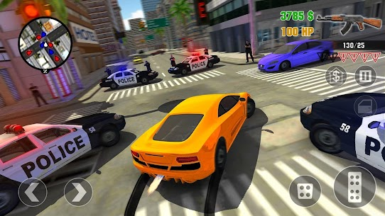 Clash of Crime Mad City War Go 1.1.2 Unlocked MOD APK Android 1