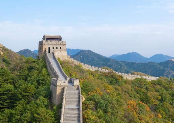 Grande Muralha da China em Badaling