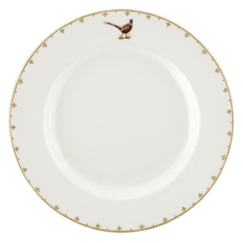 Glen Lodge Pheasant Plate 27cm