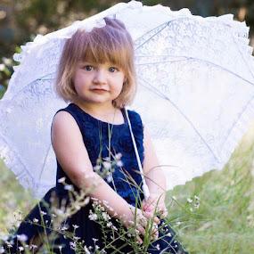 Spring  by Stephanie Halley - Babies & Children Child Portraits ( child, flowers, spring,  )