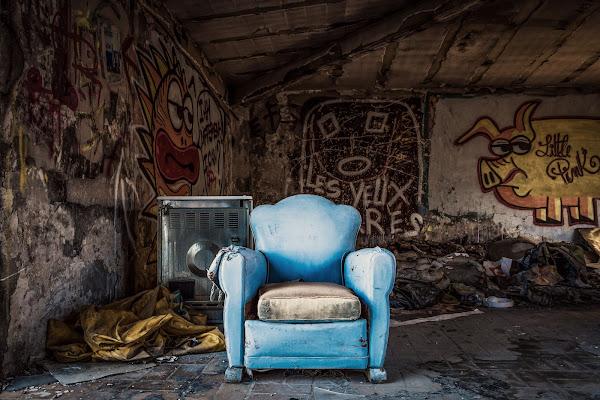 Take a sit, please di Nico Angeli Photography