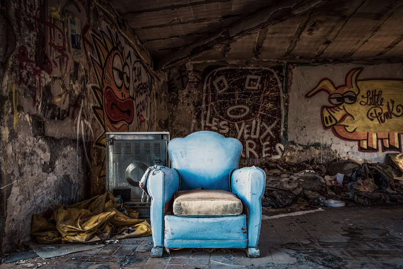 Take a sit, please di Nico Angeli Photography