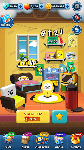 PUZZLE STAR BT21 2.2.0 Screenshots 3