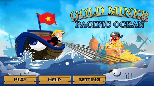 Gold Miner: Pacific Ocean
