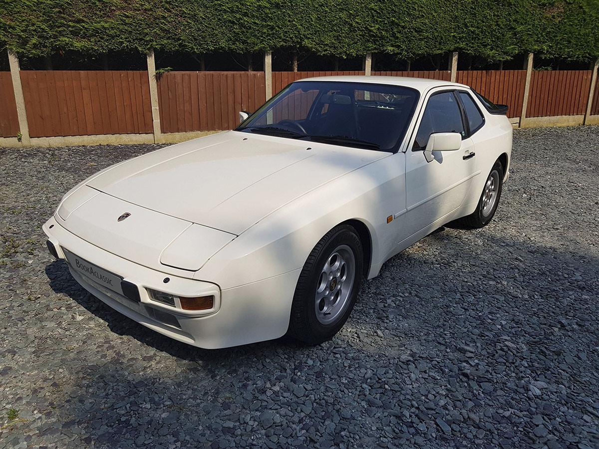 Porsche 944 Hire Warwick
