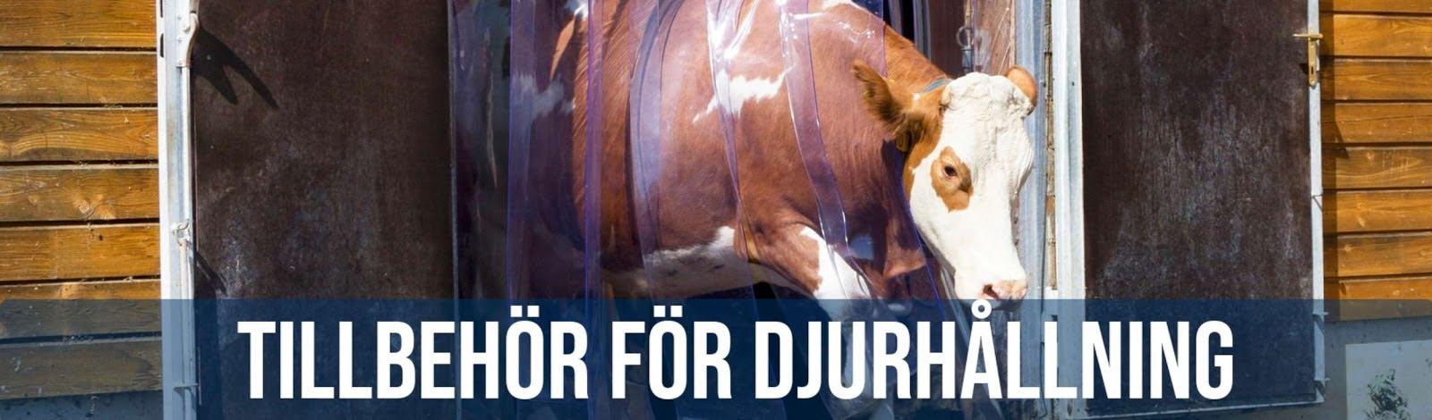 Tillbehör för djurhållning