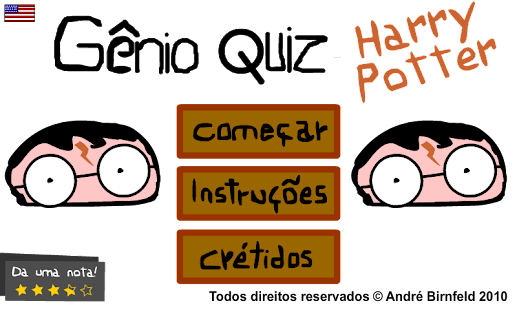 Gênio Quiz HP- screenshot thumbnail