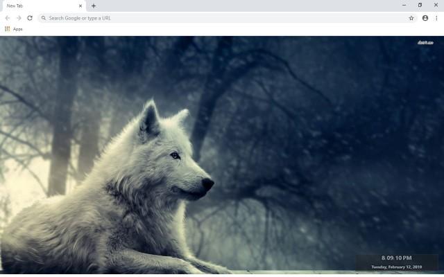 Wolf Uus Sakk & Wallpapers Kogumine