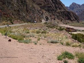 Photo: Die Strecke führt durch etliche Tunnel(chen)
