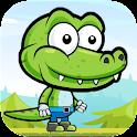 Crocodile Run Jungle icon