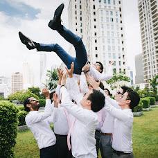 Wedding photographer Sittichok Suratako (sitphotograph). Photo of 19.08.2017
