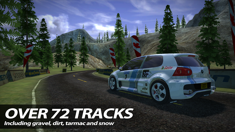 Rush Rally 2 v1.114 + Unlocked