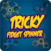 Tricky Fidget Spinner - A Free Spinner Game